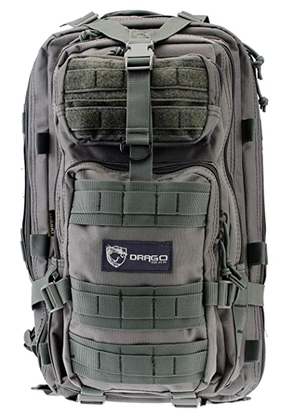 8f5bc09f6b80 Amazon.com   Drago Gear Tracker Backpack