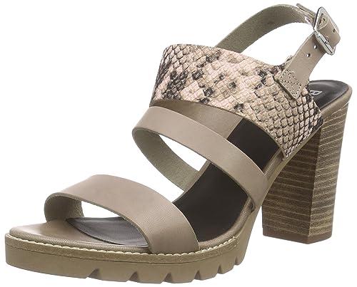 833e2l002, Womens Open Toe Sandals Bullboxer