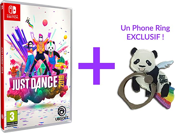 Just Dance 2019 - Edition Amazon - Nintendo Switch - Nintendo ...