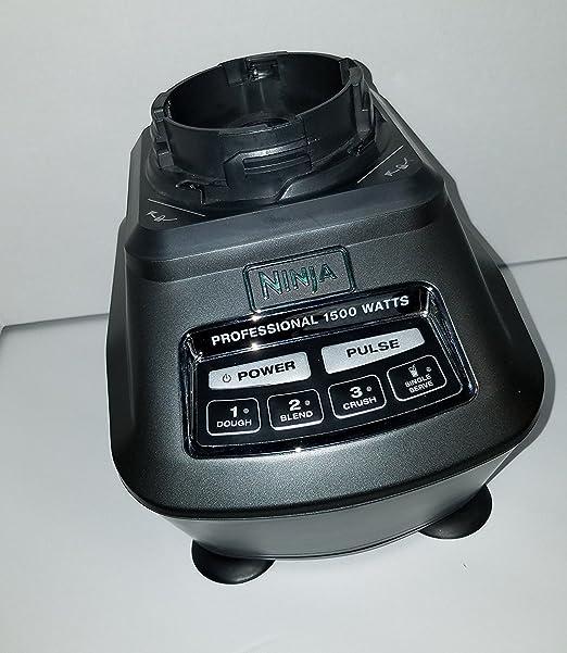Ninja - Base de alimentación para licuadora, motor de 1500 W ...