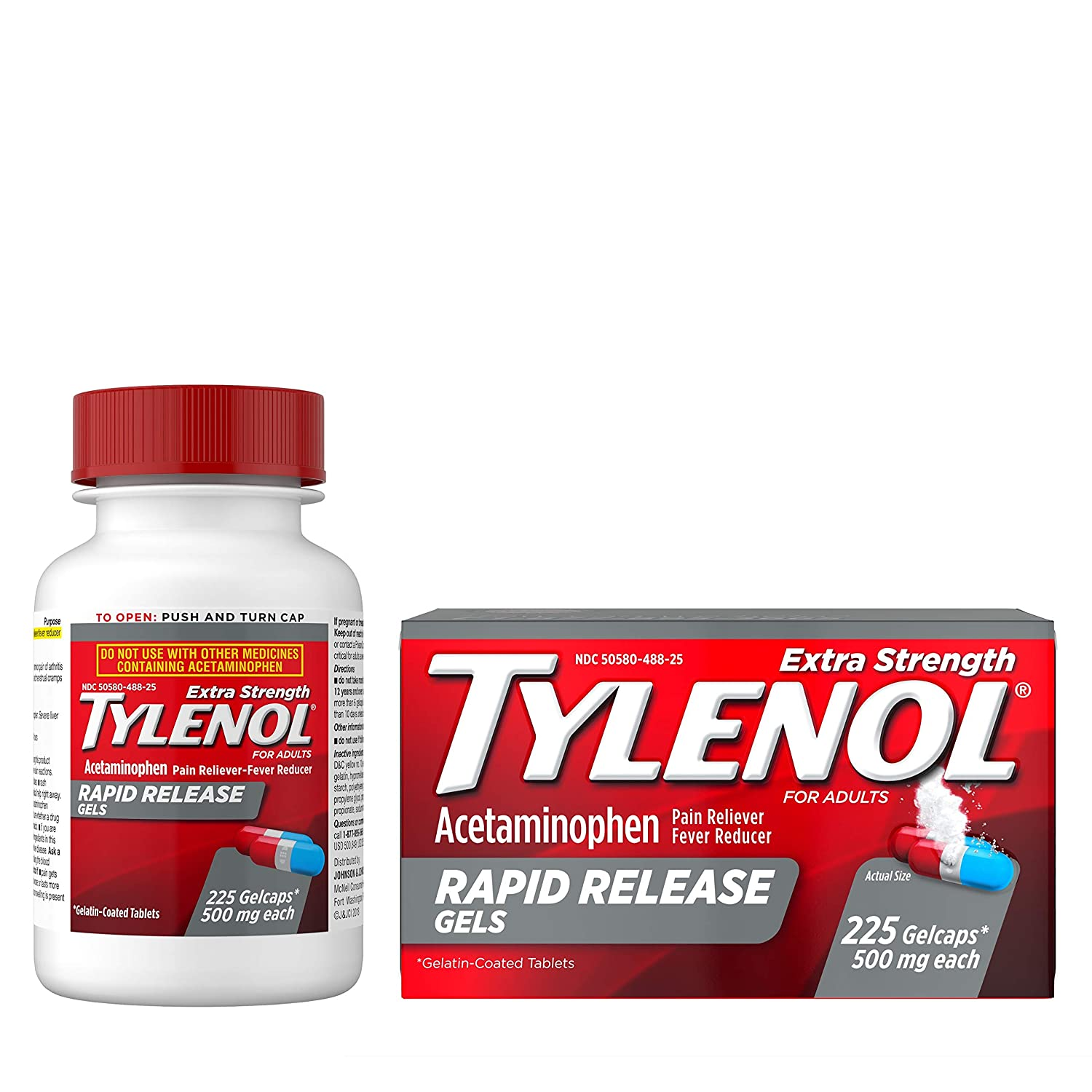 Tylenol Extra Strength Rapid Release And Pregnancy ...