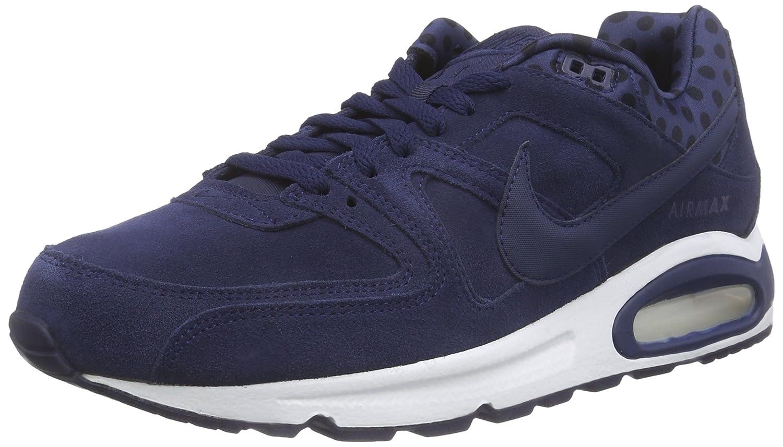 Nike Air Max Command PRM, Zapatillas de Running para Hombre 40 EU Azul (Mdnght Nvy / Mdnght Nvy-sqdrn Bl)