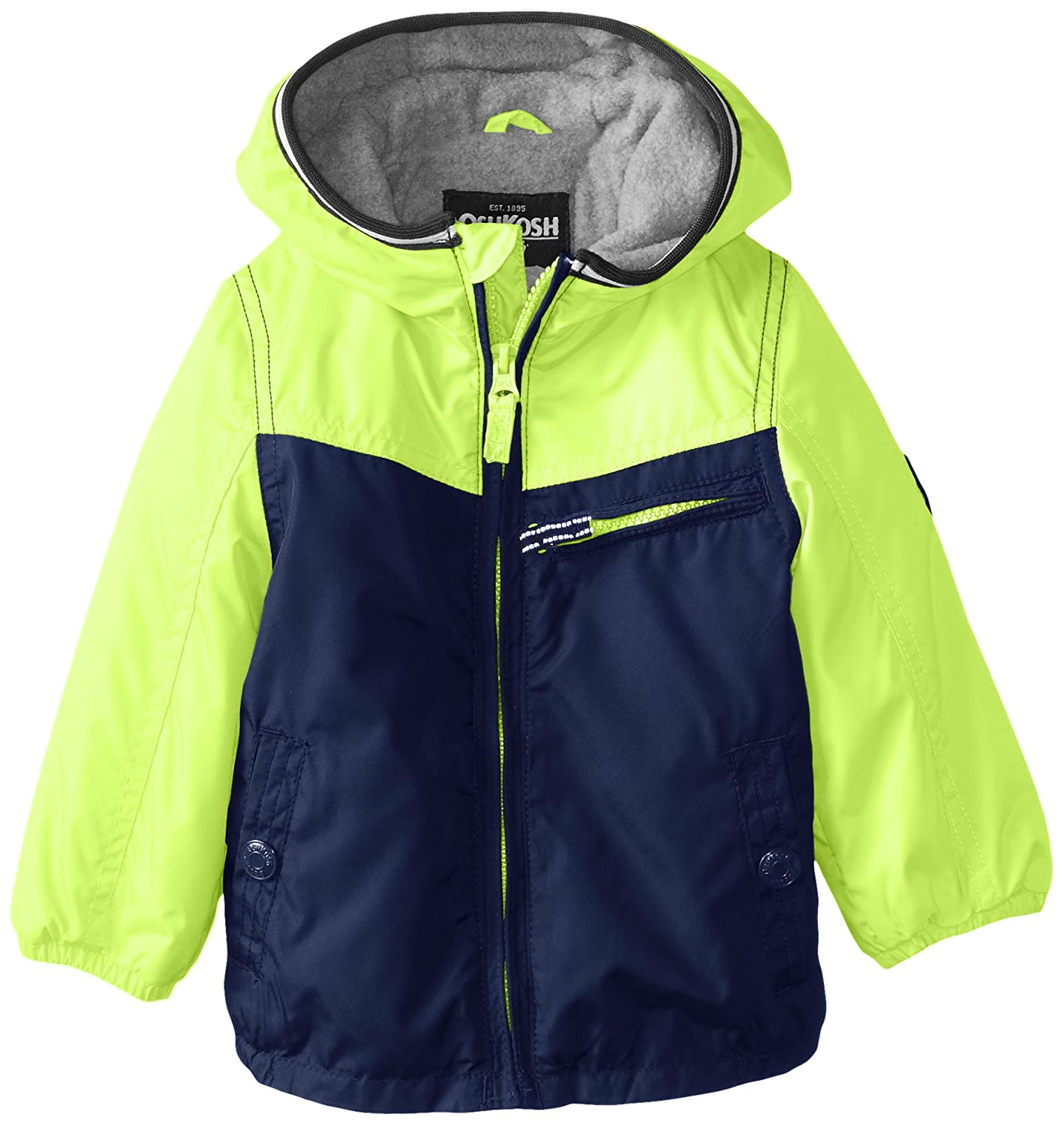 Osh Kosh Baby Boys' Lightweight Single Jacket