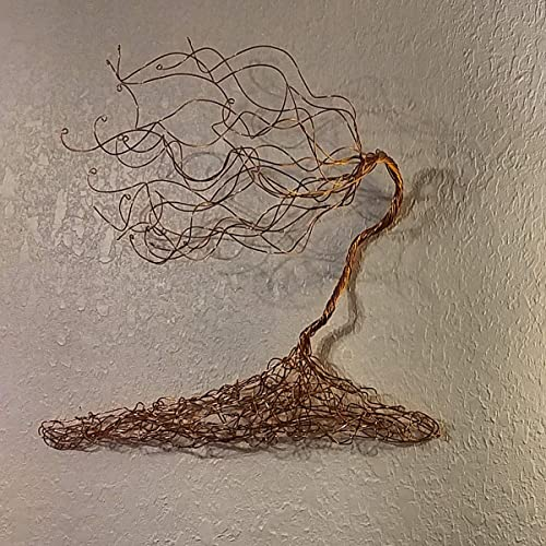 Amazon.com: Metal Wall Art # 1606 Copper Wall Tree\