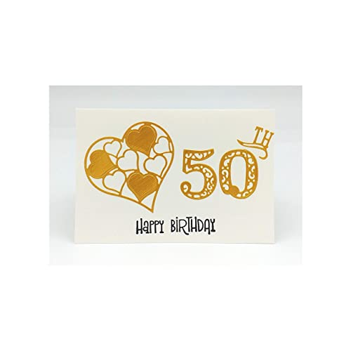 Carte Anniversaire Chiffre A Personnaliser Carte D Anniversaire Homme Carte Anniversaire Femme Carte A Personnaliser Carte 50 Ans 30 Ans 20 Ans Amazon Fr Handmade