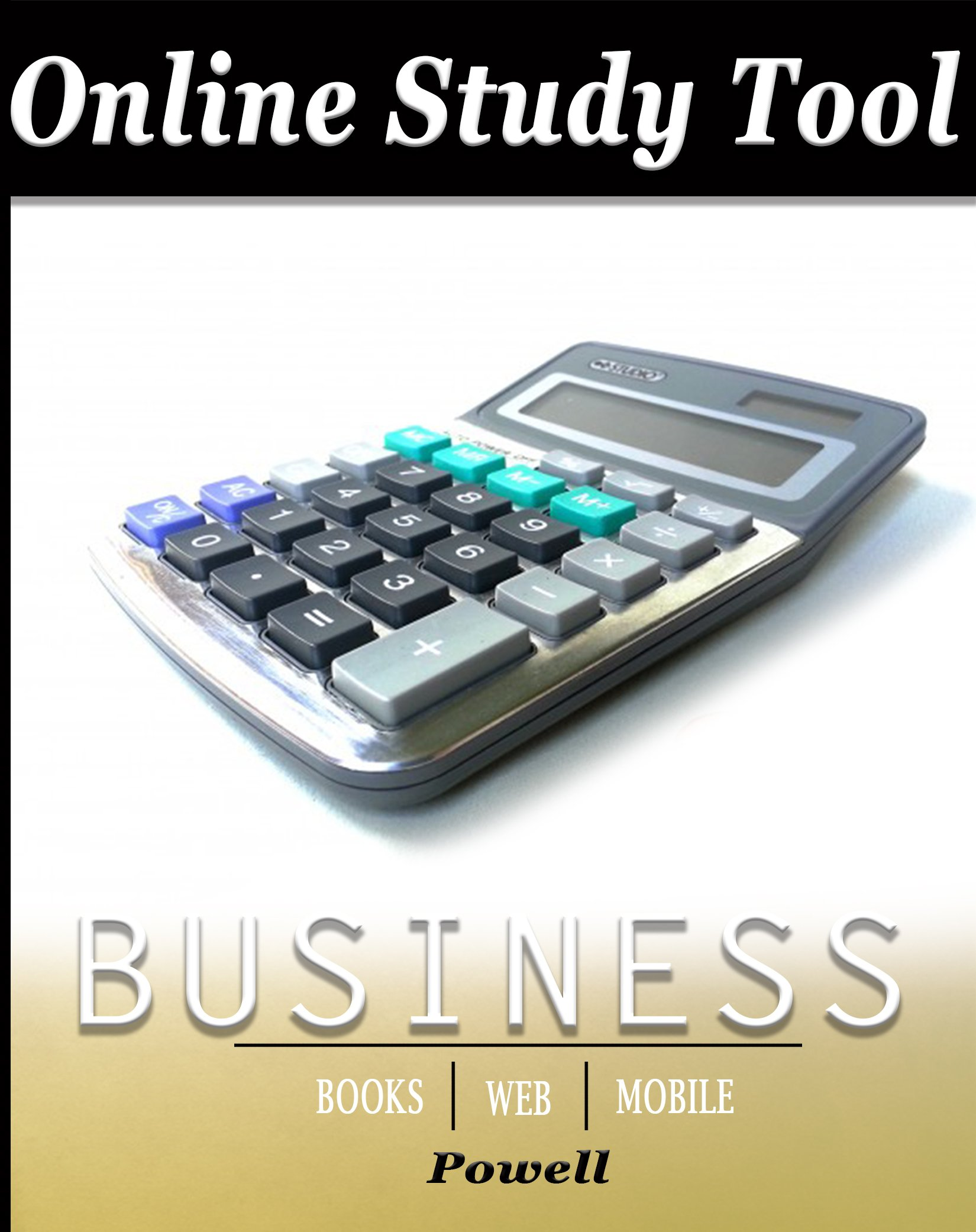 Access Card for Online Study Guide to Accompany Integrated Accounting pdf