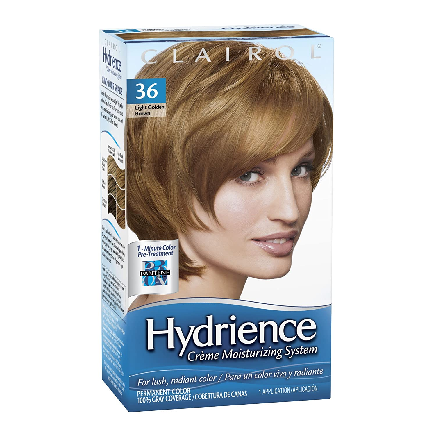 Amazon Clairol Hydrience Color 036 Suntan Pack Of 3
