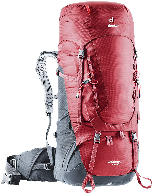 Deuter Aircontact 45 10 Backpacking Pack