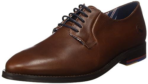 El Ganso M Derby Piel, Zapatos de Cordones Oxford para Hombre: Amazon.es: Zapatos y complementos