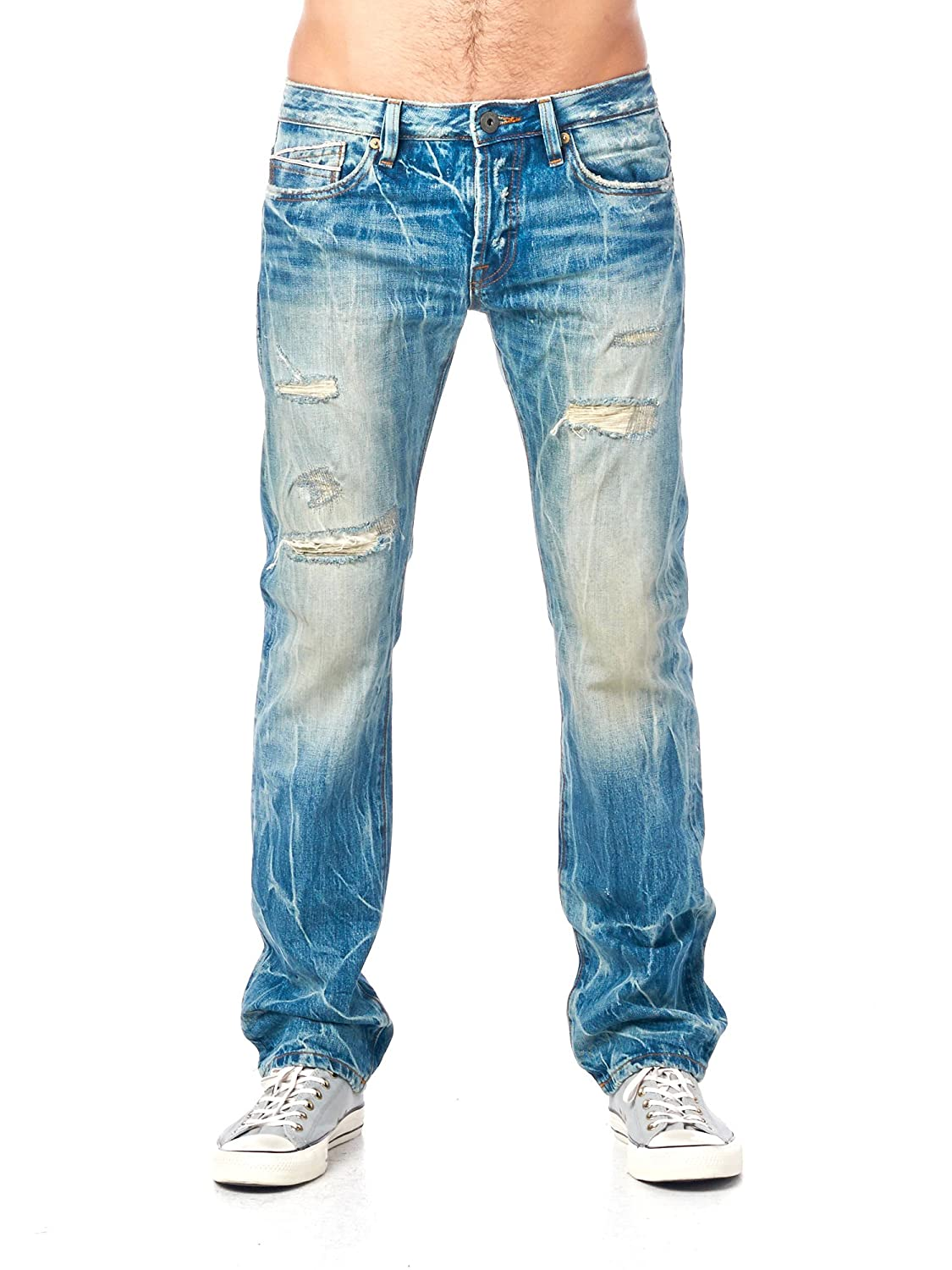 Cult of Individuality Rebel Straight Jeans, Kyoto