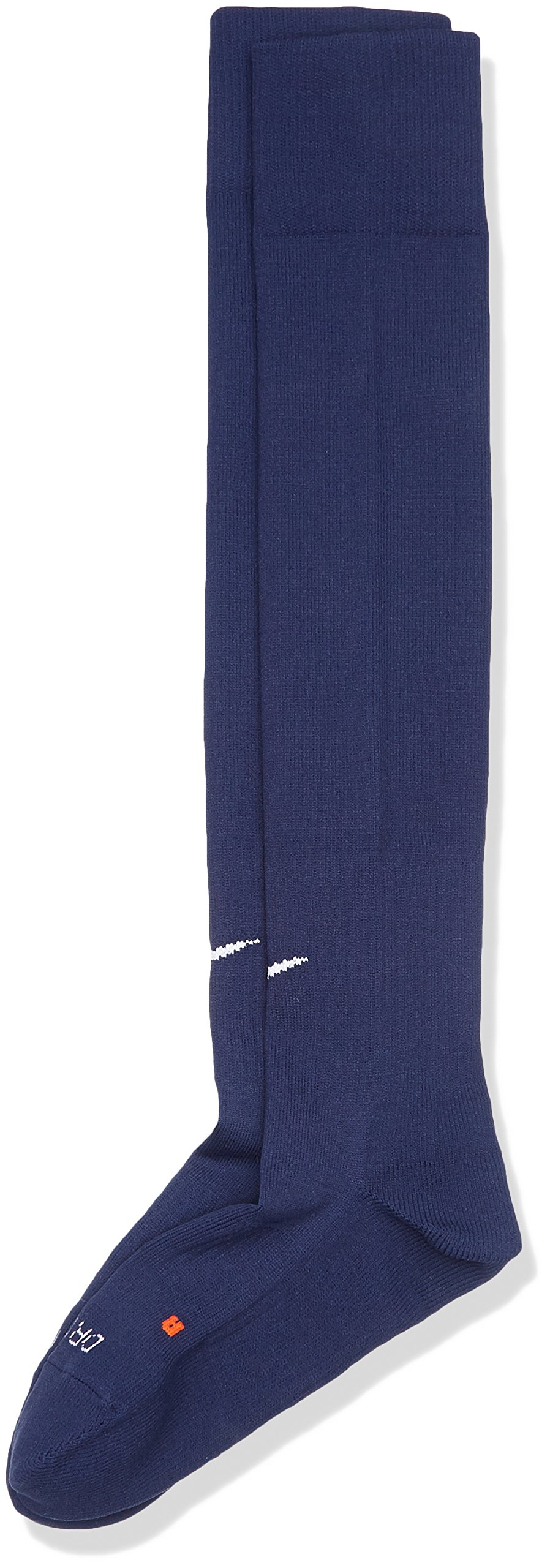 Nike Classic II Sock, Calcetines Unisex, Multicolor (Dark Blue/White),
