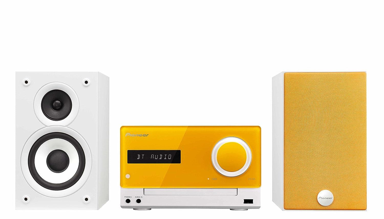 Pioneer X-CM32BT-D Micro Hifi-System (2x 15 Watt, Bluetooth, Front ...