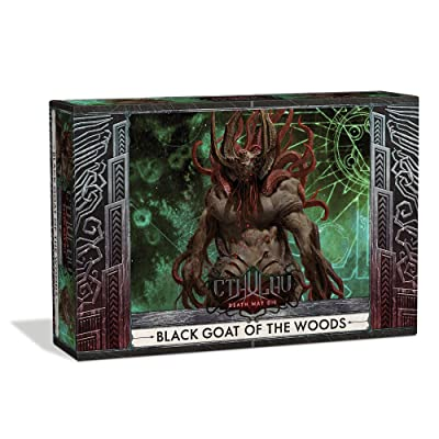 Death May Die The Black Goat of The Woods: Toys & Games