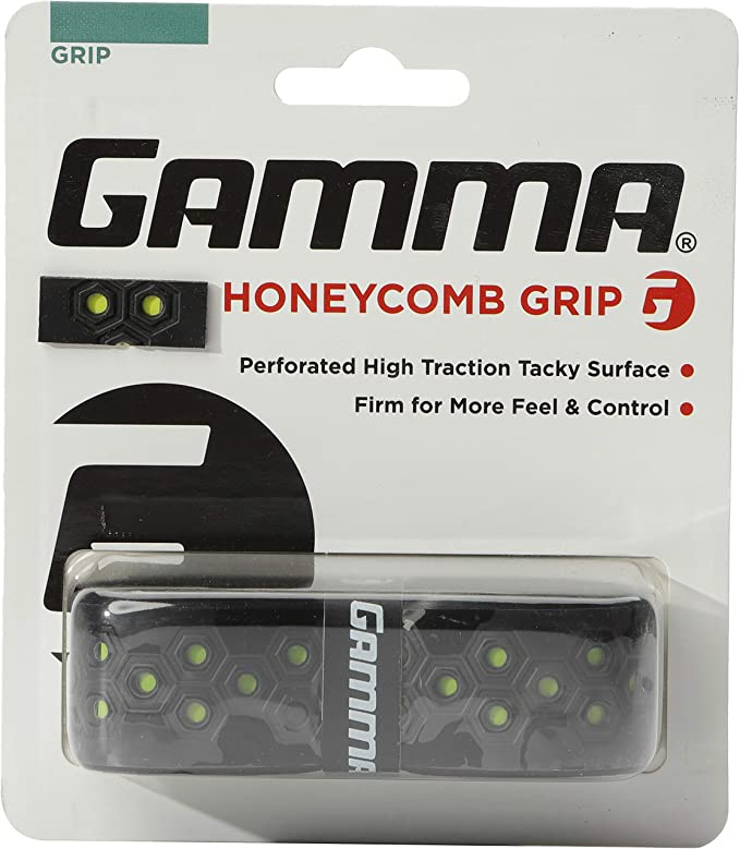 Chartruese Gamma Sports Honeycomb Cushion Grip
