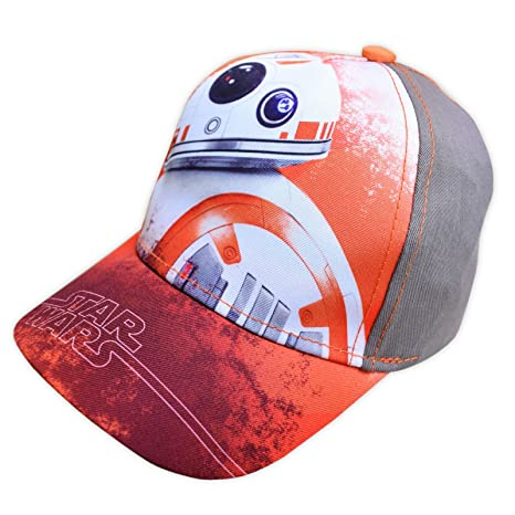 big sale d6400 78265 ... canada childrens bb8 star wars baseball cap hat disney c4165 eef9b