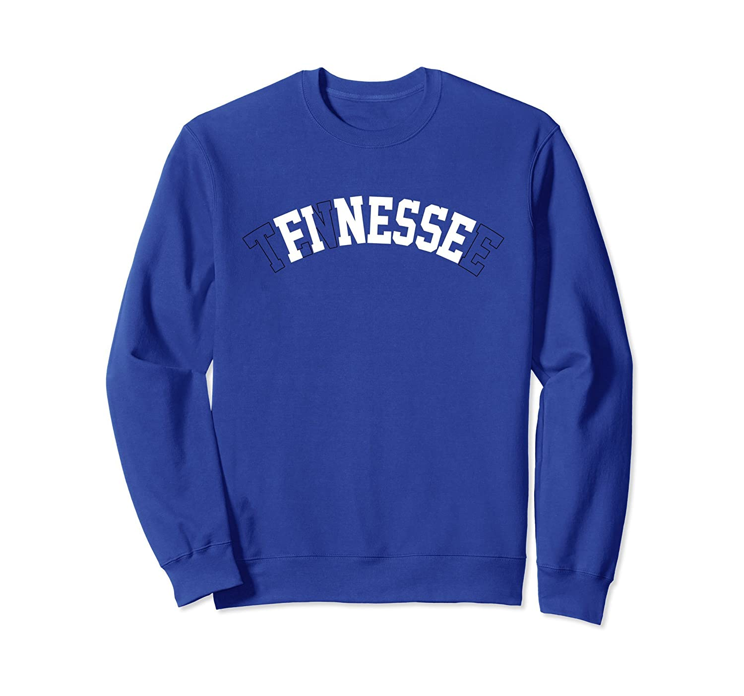 Tennessee Finesse Sweatshirt Sweat Shirt Sweater-fa