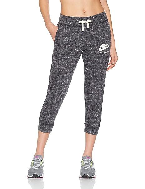 Nike Women's Sportswear Vintage Capris AnthraciteSail Size