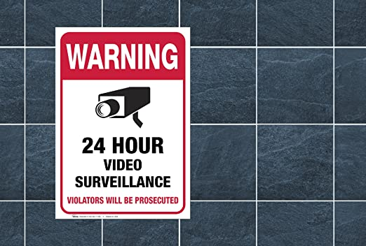 Amazon.com: 24 Hour Video Vigilancia de la seguridad – Señal ...