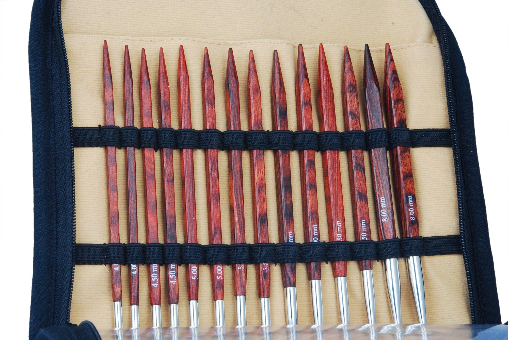 KnitPro - Deluxe - Interchangeable Needle Set - Cubics by Knit Pro (Image #3)