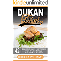 Dukan Diet: The Untimate Dukan Diet Recipes For Shredding Weight