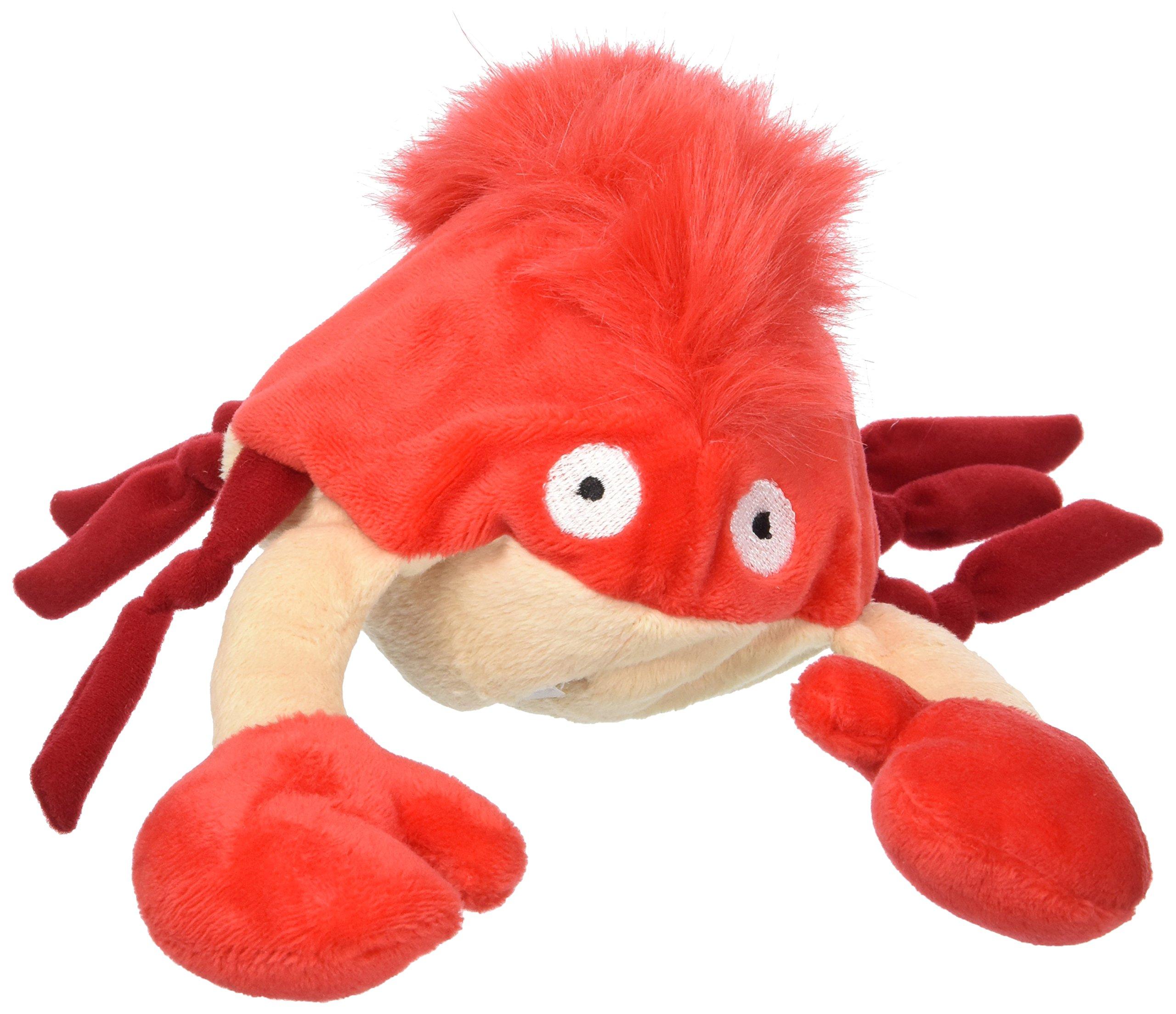 Hyper Pet Doggie Pal Crab Plush Interactive Dog Toy