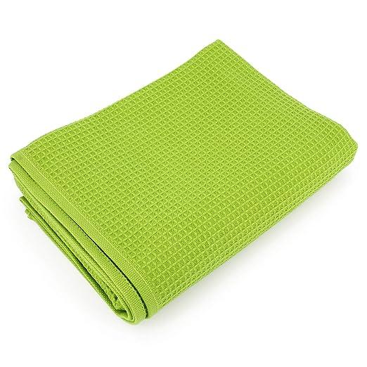 Lavabo Verde Pistacho.Aquanatura Toalla De Lavabo 50 X 100 Cm Diseno De Nido De