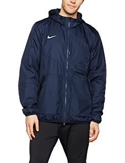 Nike Kinder Jacke Team Fall Jacket, Dark ObsidianWhite, L