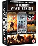 The Ultimate World War II Boxset (The Counterfeiters, Days of Glory, North Face) [DVD] [2009]