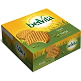 belVita Kleija Biscuit 62 g, Box of 12 packs (12 x 62g)