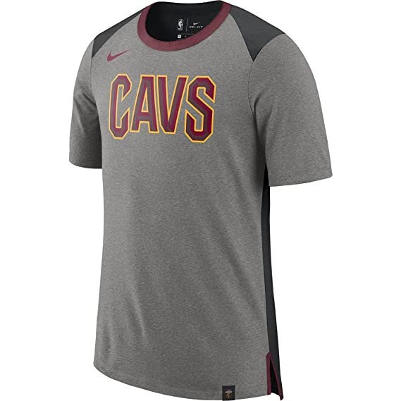 Nike NBA Cleveland Cavaliers Lebron James 23 2017 2018 Fan Dri Fit tee Official, Camiseta de Hombre: Amazon.es: Ropa y accesorios