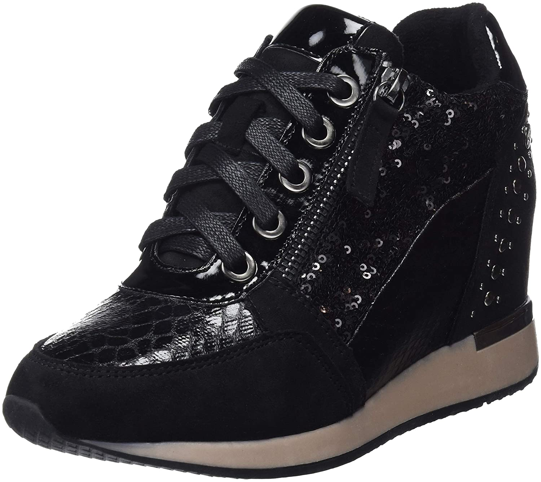 TALLA 41 EU. XTI 48262, Zapatillas Altas para Mujer