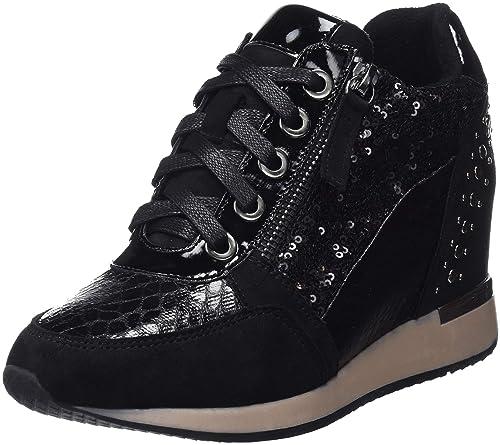 XTI 48262, Zapatillas Altas para Mujer: Amazon.es: Zapatos y complementos