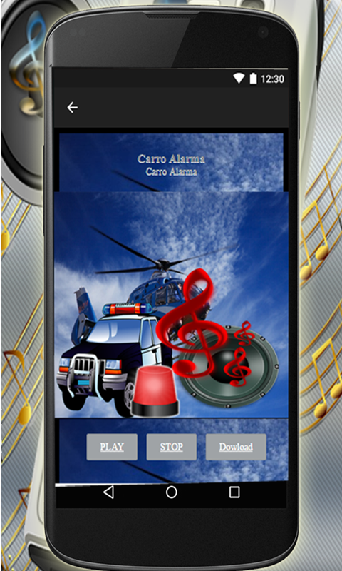 Amazon.com: Sounds For Cell Phones: Appstore for Android