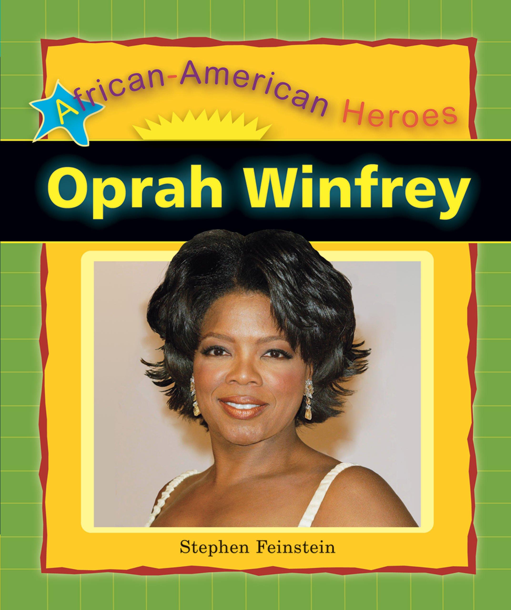 Oprah Winfrey (African-american Heroes)