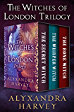 The Witches of London Trilogy: The Secret Witch, The Whisper Witch, and The Bone Witch