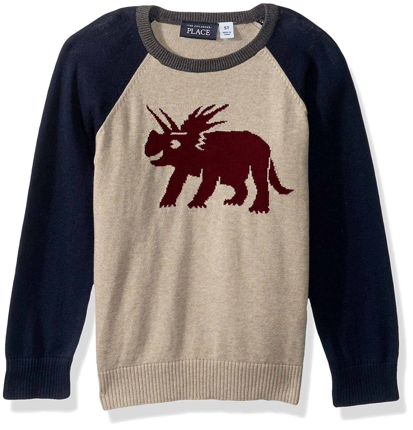 The Children's Place Little Boys' Intarsia Sweater 2047438