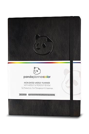 Amazon.com : Panda Planner Color - Coloring Book & Weekly Planner ...