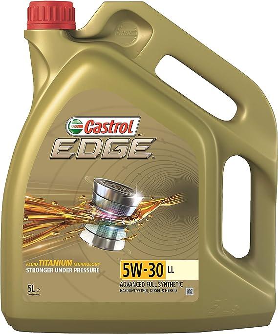 Castrol Edge 5w 30 Ll Auto