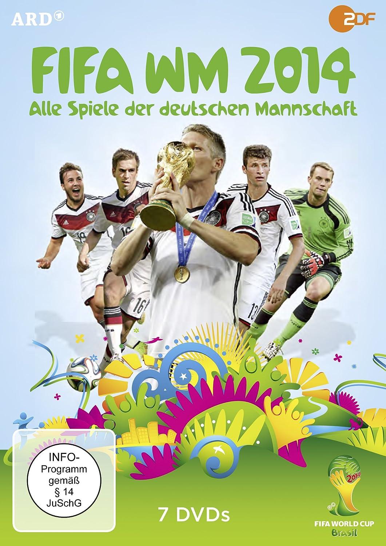 Amazon Com Fifa Wm 2014 Alle Spiele Der Deutschen