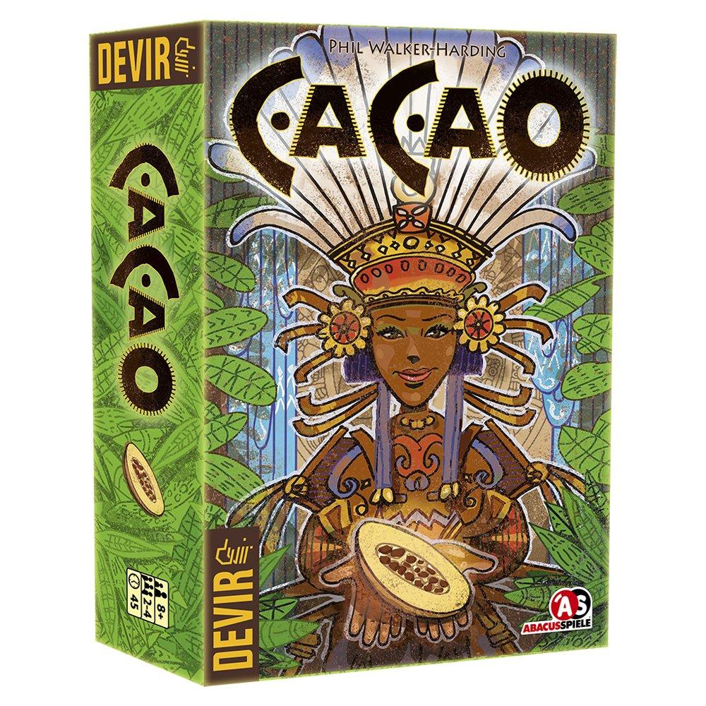 Comprar Devir - Cacao, juego de mesa (222784)