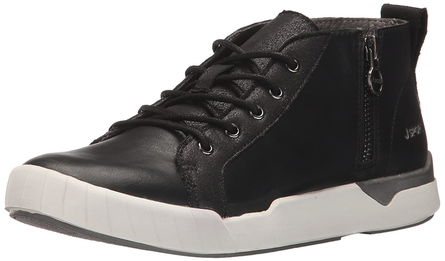Black Jambu Womens Cranford Fashion Sneaker