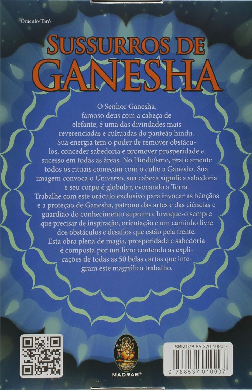 Amazon.com : Sussurros de Ganesha : Office Products