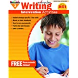 Everyday Intervention Activities for Writing Grade 3 Book