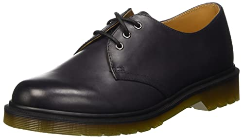 Dr. Martens 1461 Charcoal Antique Temperley, Mocasines Unisex Adulto: Amazon.es: Zapatos y complementos