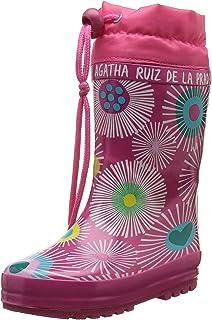 7a48c67bbfc24 Agatha Ruiz De La Prada Girls  Angela Wellington Boots
