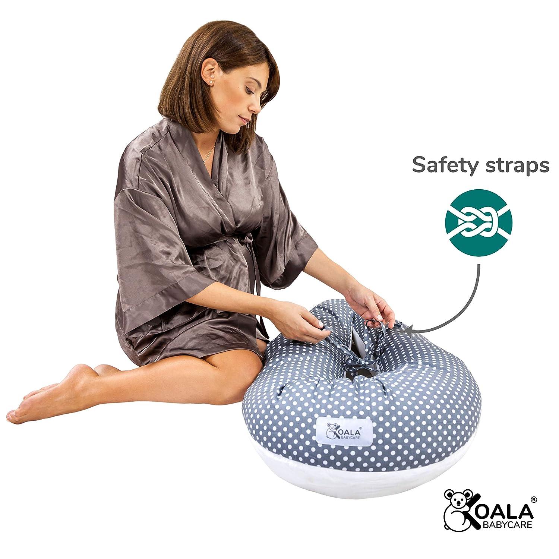 Koala Babycare® Almohada para Embarazadas para Dormir y Amamantar ...