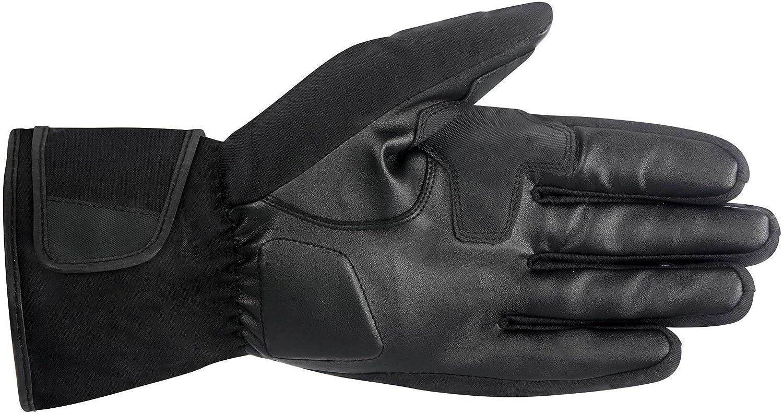 Black//Gray Motorcycle gloves Alpinestars Syncro Drystar Gloves Melange Gray Black XXL
