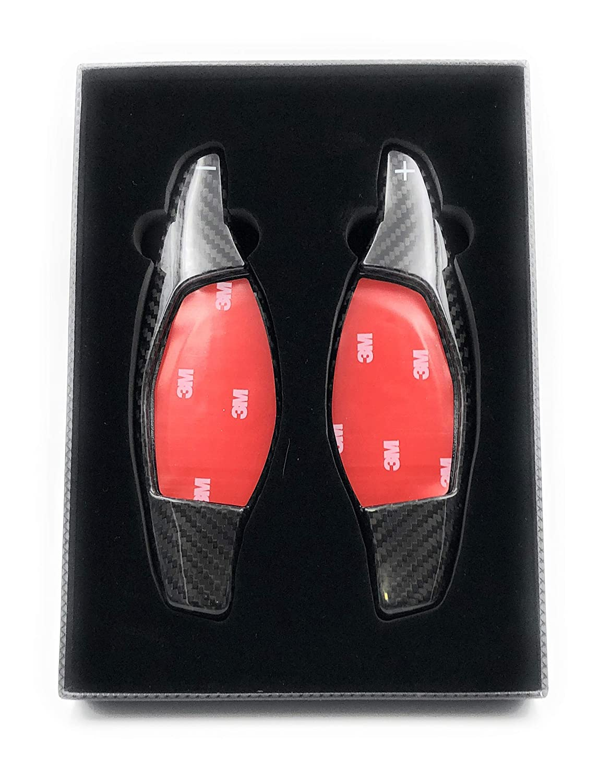 Onlineworld2013 Schaltwippen Dsg Shift Paddle R8 16-17 TT RS 16-17 100/% Carbon RS3 RS5 RS6 RS6 R8 17-18