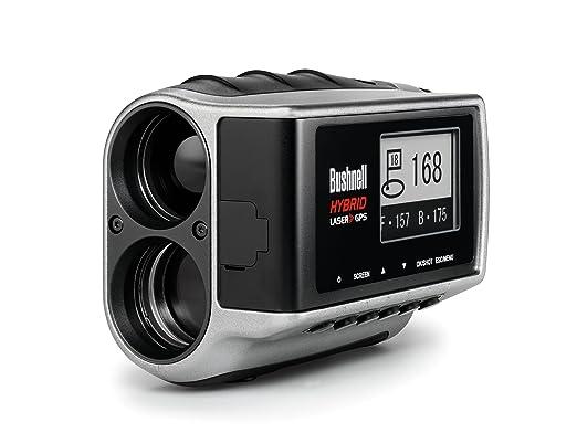 Golf Entfernungsmesser Uhr Test : Bushnell laser und gps entfernungsmesser hybrid silber eu