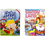 Chutes & Ladders Game + Candy Land Game – Bundle of 2 Games